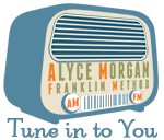 Alyce Morgan Franklin Method Logo