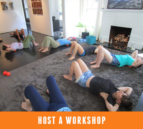 HOST A WORKSHOP